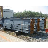 Recycled Construction Steel H Beams Hot Rolled 345 for sale
