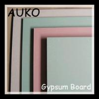 Quality High Quality standard size drywall paper faced gypsum board for sale