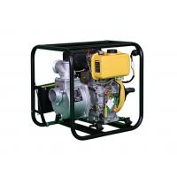 China Agricultural Diesel Water Pump 4 Inch Suction Port 4 Stroke Engine TW86 WP40D 7.5HP on sale