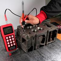 Buy Economic Type Ultrasonic Hardness Tester With Two Ordinary AA Batterie Power Supply MH180 at wholesale prices