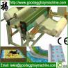 PE foam laminating embossing machine for baby crawling mat making for sale