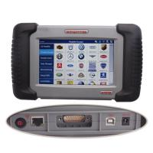 Quality Autel MaxiDAS DS708 Heavy Duty Truck Diagnostic Scanner Multi-Language for sale