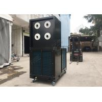 China Black Industrial Tent Air Conditioner Drez Portable HVAC Temperary Cooling System for sale