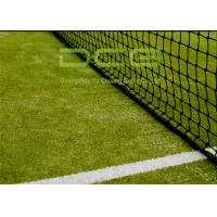 Quality Fake Turf Court Tennis Artificial Grass Putting Green With Shock Pad Lawn for sale