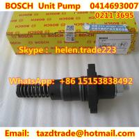 Quality BOSCH Unit Pump 0414693007 , 0 414 693 007 for Deutz 02113695 , 0211 3695 for sale