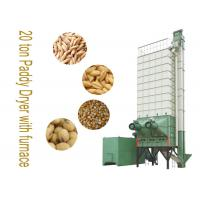 Large Drying Area Batch Grain Dryers Low Temperature Grain Drying Equipment  For Rice