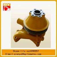 Quality komatsu pc200 pc300 engine parts, pc200 pc300 water pump for sale