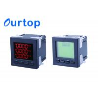 Quality Digital Frequency Meter Adoption Modbus-RTU Agreement To Achieve Telemetry for sale
