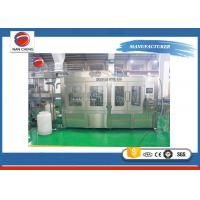 Quality 10000bph Automatic Drinking / Mineral Water Filling Machine PLC + Touch Screen Control for sale