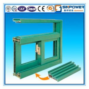 China S80 Sliding Aluminum Window Door Profile on sale