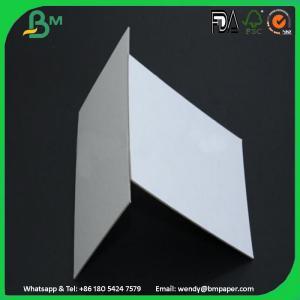 China Duplex Board Both Sides White Coated/White Back Duplex Board/Double White Duplex Paper on sale