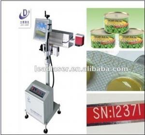 China Wood Glass Laser Date Coding Machine High Speed Scanner Laser Deflexion System on sale