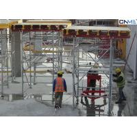 Quality Raft Slab Formwork For Beams Columns And Slabs Powder Coated / Galvanized Surface Treatment for sale