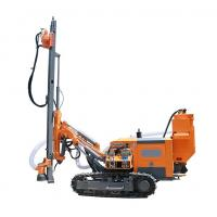 Portable Diesel Engine Liutech Portable Compressor Driller Weter Well Drilling More Than 8000m Depth 1200cfm for sale