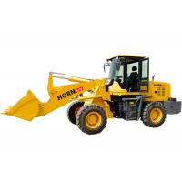 Quality Model 936 Compact Wheel Loader / Compact Construction Equipment For Sand Loading for sale