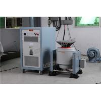 Quality High Frequecy Vertical Vibration Test Equipment Sine Random Force Analysis System for sale