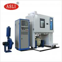China Vertical Electronic Environmental Vibration Testing Machine For Auto Spare Parts on sale