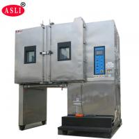 China Humidity Temperature Environmental Combined Vibration Test Chamber Climatic Labortory Testing on sale