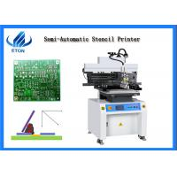 China Stable Performance PCB Silk Screen Printer Max Printing Size 400*600mm on sale