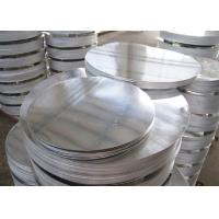 Quality High Plasticity 3004 Aluminum Circle Sheet , Cold Rolled 3003 Aluminum Disc for sale