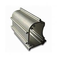 China Mill Finished Aluminum Extrusion Profiles , T4 Industrial Electrical Shell on sale