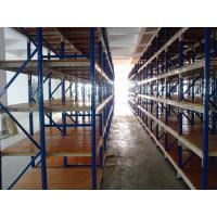 Buy High Density Metal Long Span Shelving Electro Static Dusting Spray For Office Area at wholesale prices