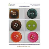 Quality resin buttons for sale