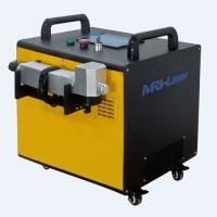 Quality 60W 80W Handheld Laser Rust Removal Machine , Laser Rust Removal Equipment for sale