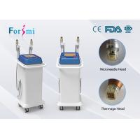 Quality MRF SRF Micro needling acne scars treatment fractional rf thermage equipment for sale for sale