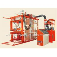 China 15T Gross Weight Hollow Automatic Block Making Machine PLC Control System on sale