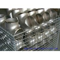 Quality 304 / SUS304 / UNS S30400 Stainless Steel Tee Equal / Reducer Tee Size 1-48inch for sale