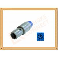 Quality 8 Pin Push Pull Connector Male Plug Cktronics A Rising Brand for sale