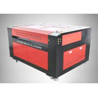 Quality Red Style CO2 Laser Engraving Machine For Billboard , Art Gift Industry for sale