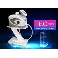 Quality Permanent Painless Diode Laser Hair Removal Professional Equipment 5-400ms Pulse Width Range for sale