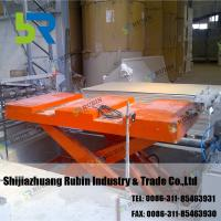 China SGS CIQ checking gypsum ceiling board equipment on sale