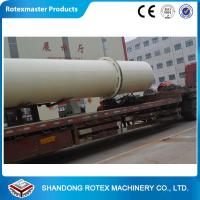 High Capacity Rotary Drum Dryer For Organic Fertilizer Industry , Mining for sale