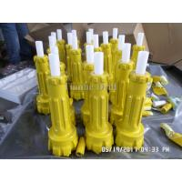 Quality Durable Carbide Button Bits , Alloy Steel DHD340 115mm Drilling Rig Bits for sale