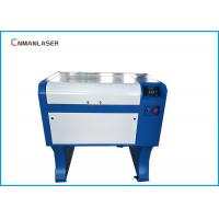 Buy cheap 50W Co2 Laser Engraving Cutting Machine Water Cooling With 1000dpi Resolution from wholesalers