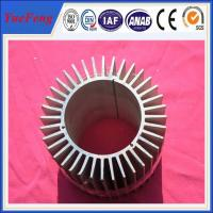 China Aluminium profile radiator price manufacturer, industrial extrusion aluminium heatsink on sale