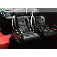 Quality Mini Home 5D Cinema Equipment 5D Simulator System with Pneumatic / Electric System for sale
