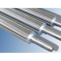 Quality Anti - corrosive Industrial Steel Rollers , Hard Chrome Plated Steel Roll for sale
