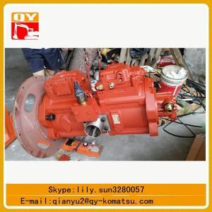 Quality pc200-6 pc200-7 pc210-7 hydraulic main pump modified by kawasaki pump for sale