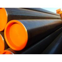 Quality Round EN10217 Carbon Steel Seamless Pipes For Structure , GB/T8162 GB/T8163 Thick Wall Steel Pipe for sale