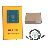 Quality Light Weight Mercedes Benz Star Diagnostic Benz MB IR KEY PRO 32bit XP System for sale