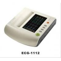 Quality Single Channel ECG Machine with Measurement with CE for sale