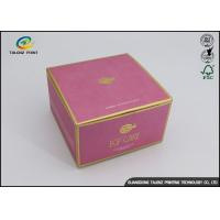 Quality Oem Design Gift Eye Sleep Personal Care Facial Treatment Mask Paper Packaging Box for sale