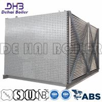 Quality Steam Boiler Preheater In Boiler , Tubular Air Preheater Tubes Pitch Arranged for sale