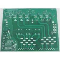 Buy cheap Lead free HASL CM-1 CM-3 FR-1 fr4 single sided pcb board 1.2mm , Solder Mask from wholesalers