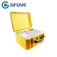 China Portable Electronic Test Equipment Iec60044-1 Iec61869 Standard For Ct Pt Error Test on sale