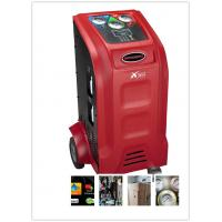 Quality Car Ac Flushing Machine Fully Automatic Operation Cleaning Big Compressor for sale